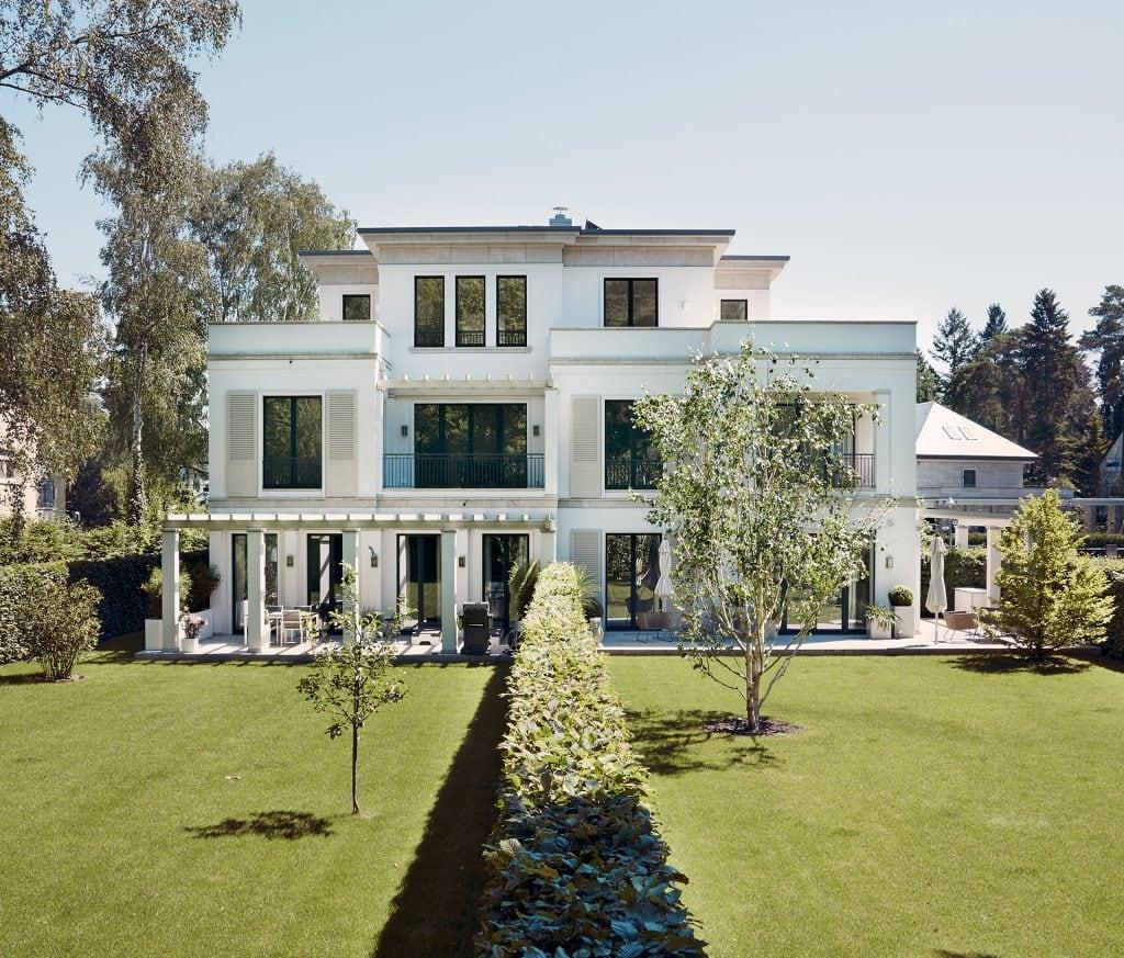 Goldfinkweg Haus Friedrich Garten