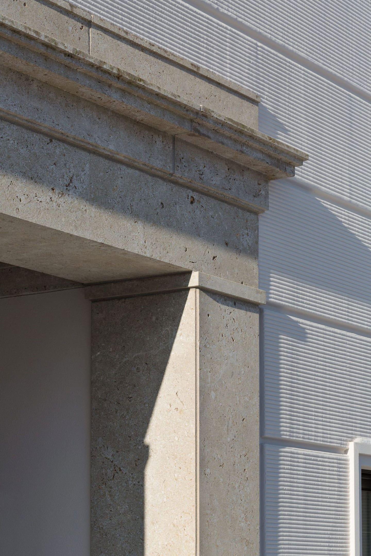 Haus Friedrich Berlin-Grunewald Stuck Fassade