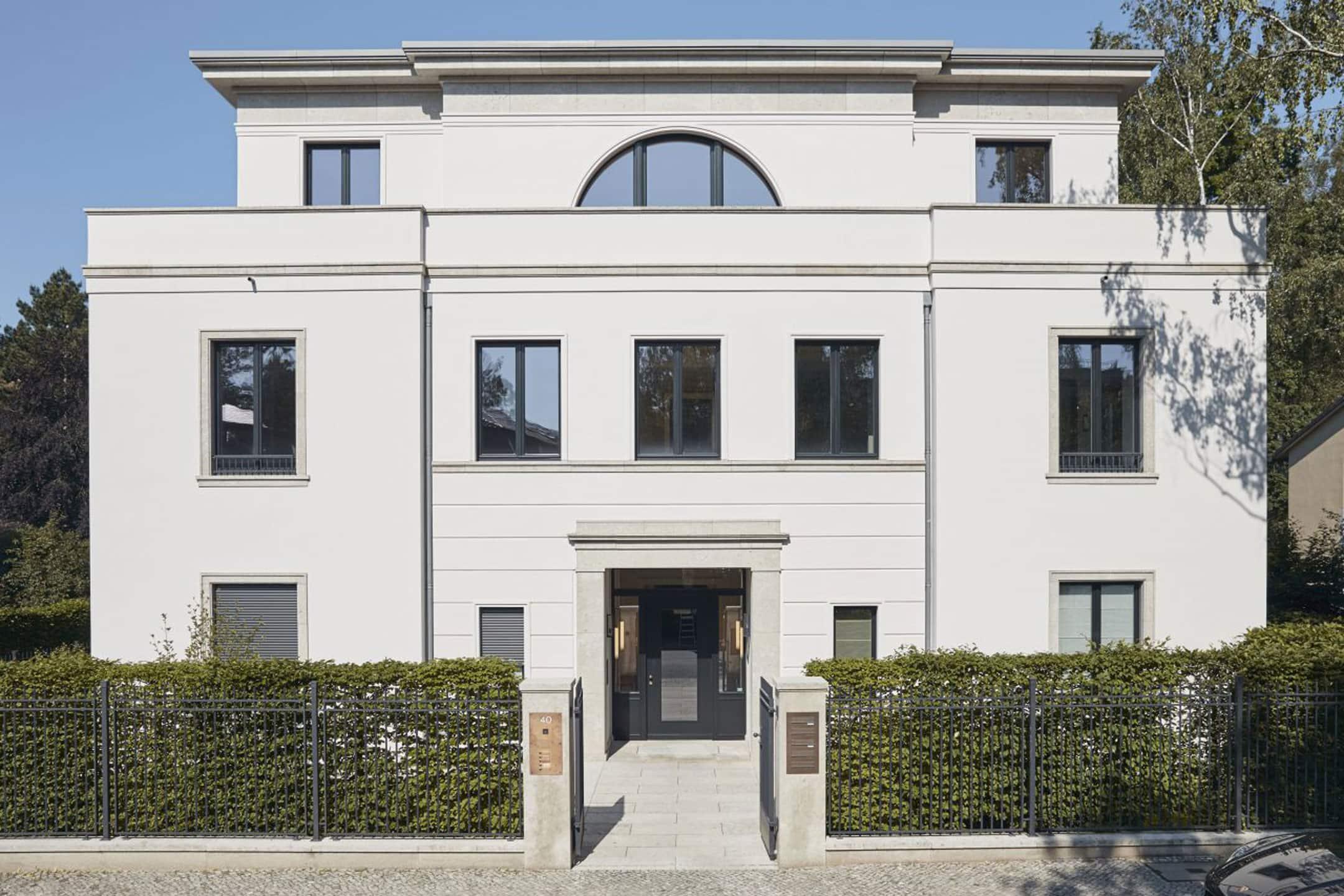 Haus Friedrich Grunewald Luxusvilla Berlin