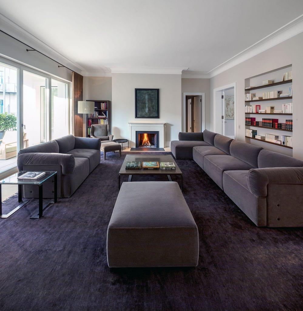 Eisenzahn 1 livingroom Bottega Veneta