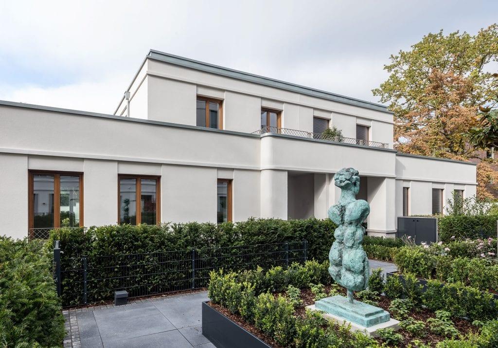 Kentenich Hof Düsseldorf-Golzheim Gartenhaus