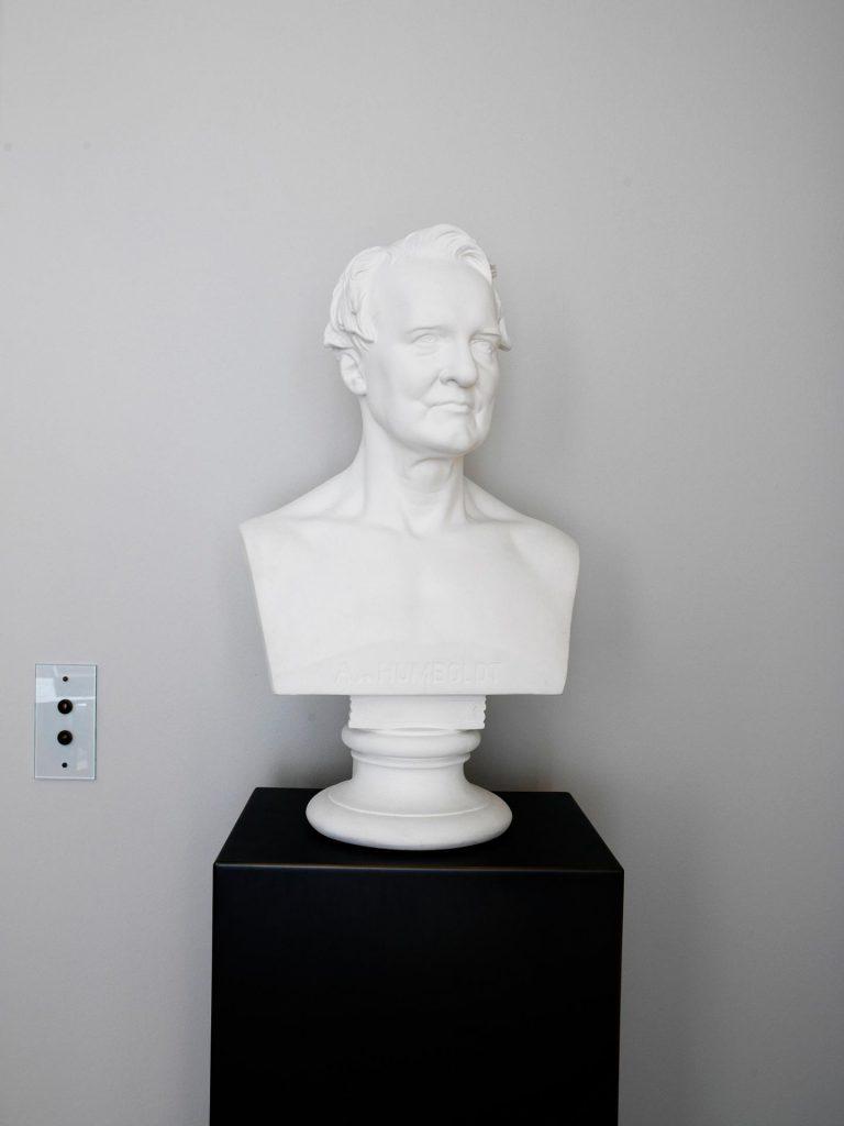Büste von Alexander von Humboldt
