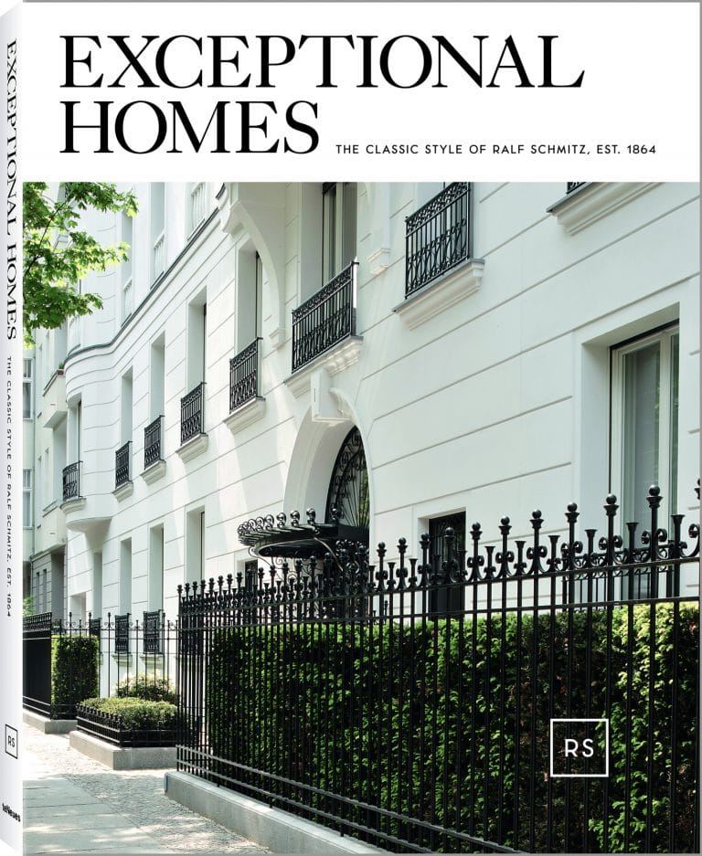 Buchcover Exceptional Homes