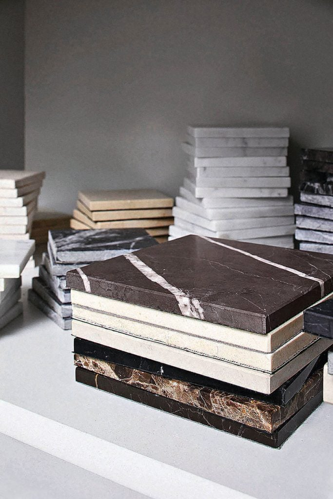 Marble pattern panels to choose