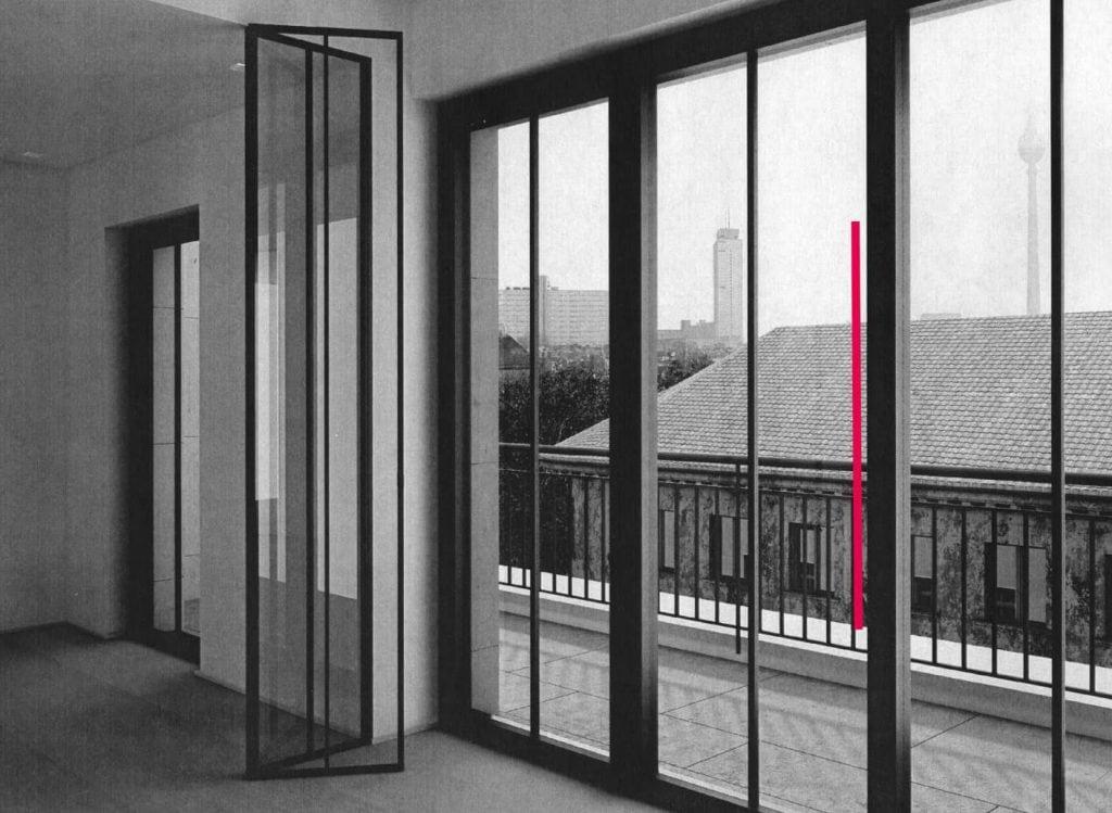 Linie72 Penthouse Ausblick