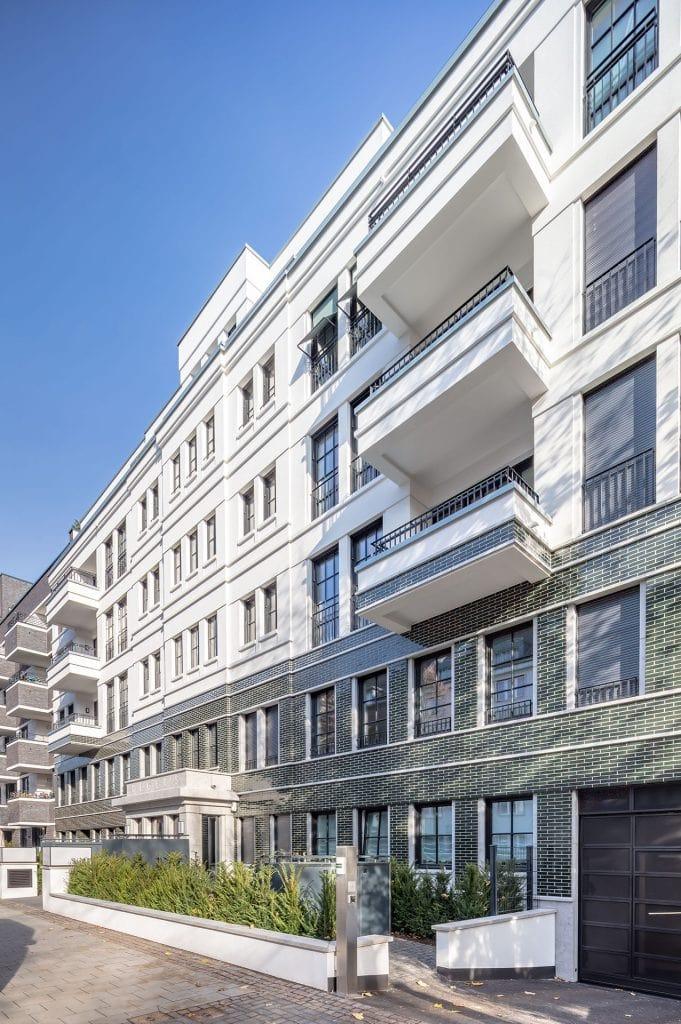 Düsseldorf-Flingern Degerstrasse Ansicht Fassade
