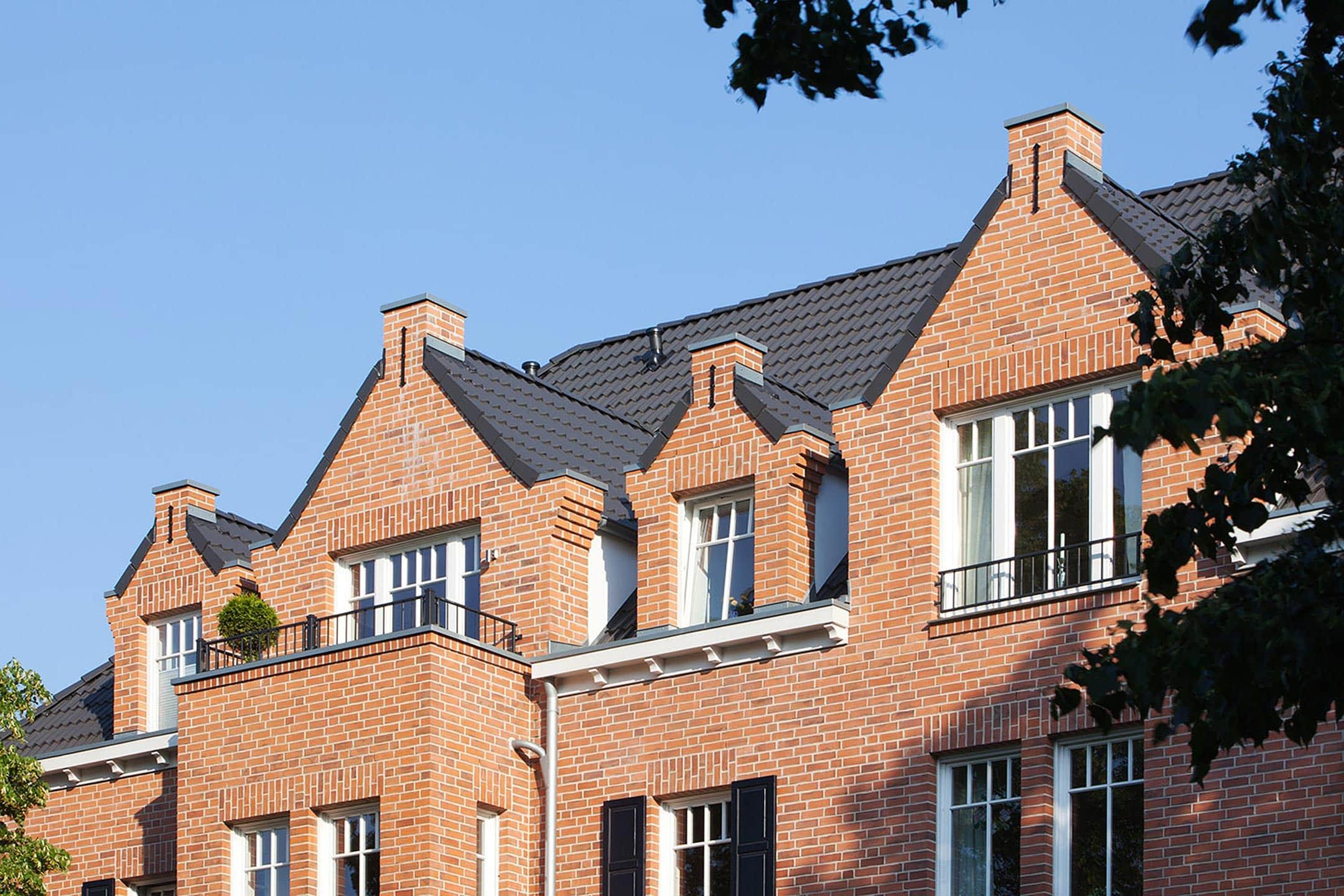 Grachtenpark Kempen Fassade