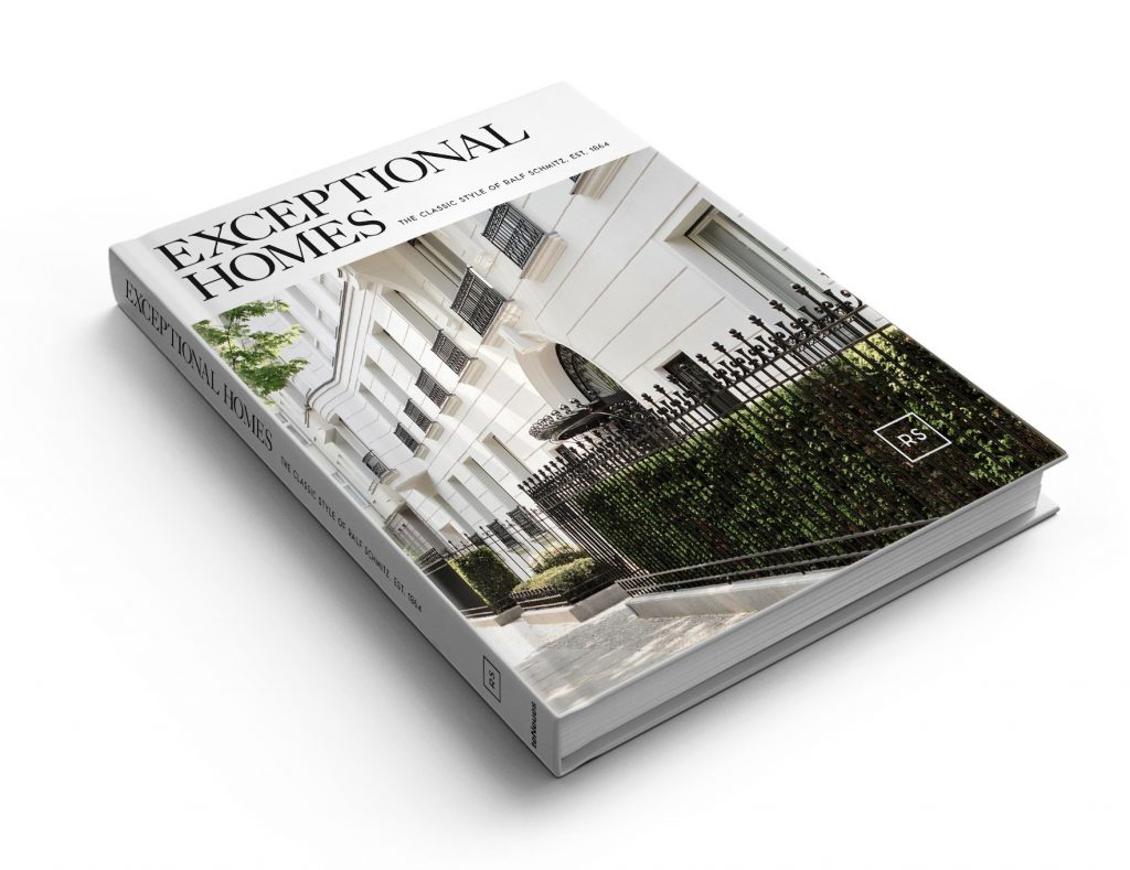 Timelessly beautiful houses in classic architectural styles - book EXCEPTIONAL HOMES