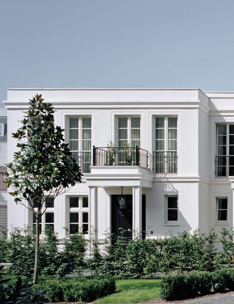 Düsseldorf-Oberkassel Quirinstrasse Gartenhaus