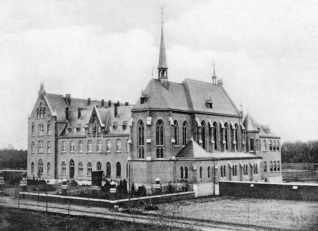 Abtei Mariendonk, Benediktinerinnenkloster in Grefrath