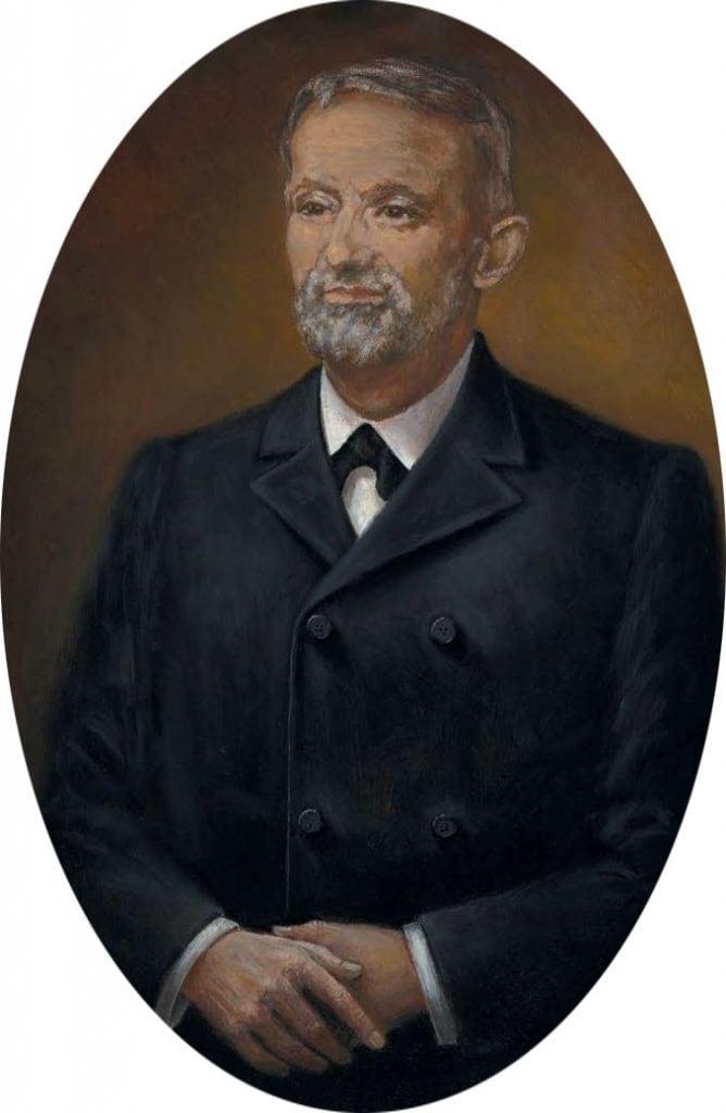 Peter Heinrich Schmitz, Gründer, 1864